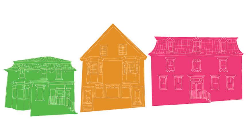 Lunenburg - Filled Colour