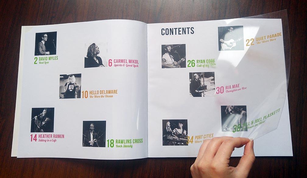 Vinyl 67 - Contents