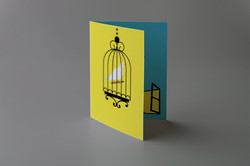 Greeting Card for Inmates - Front