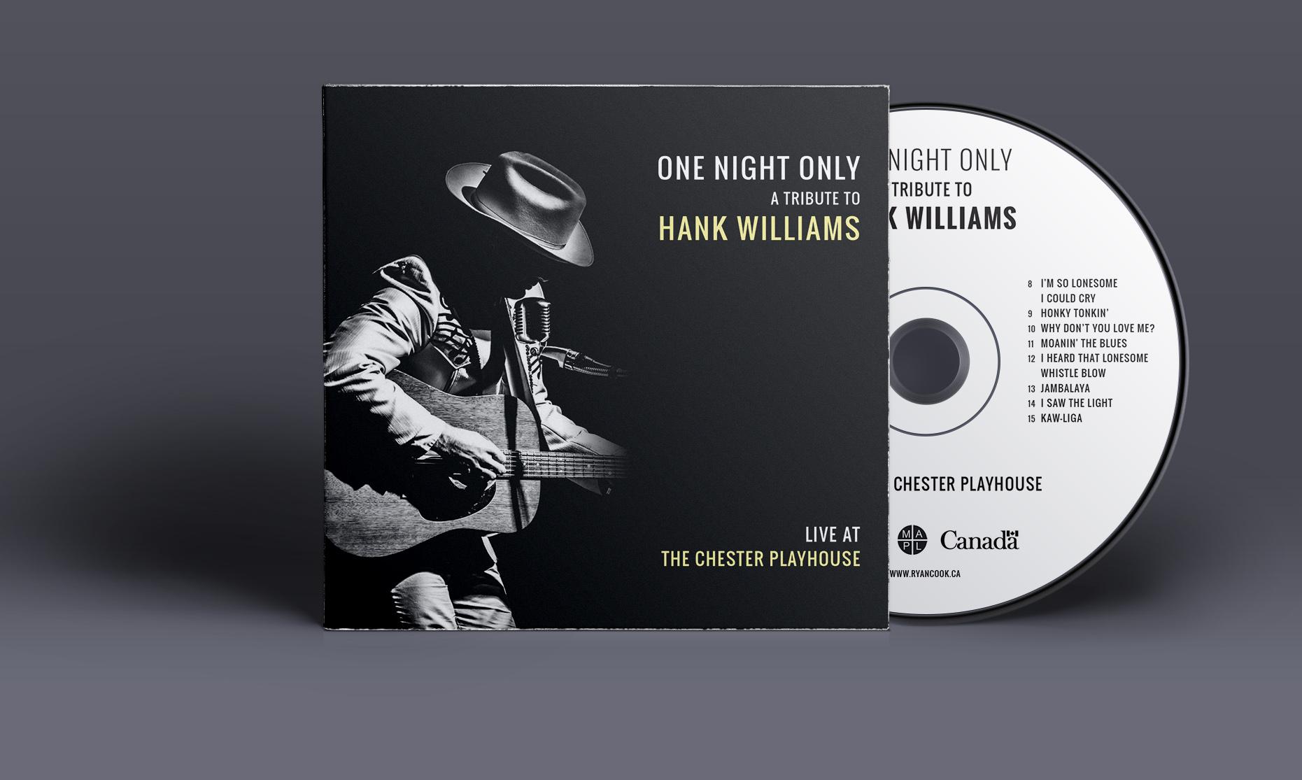 Hank Williams Album