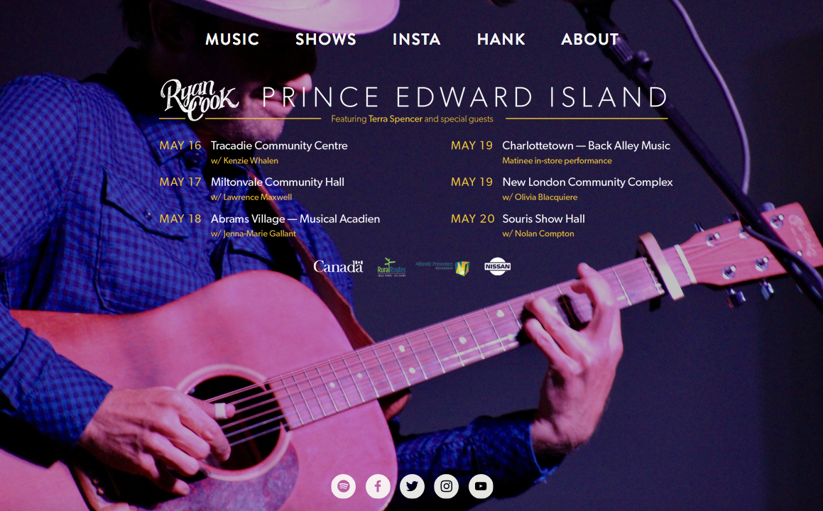 PEI Website