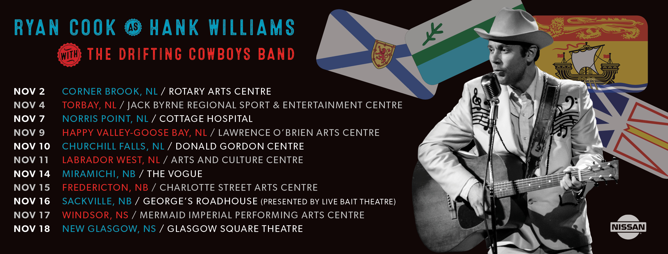 Hank Williams Fall