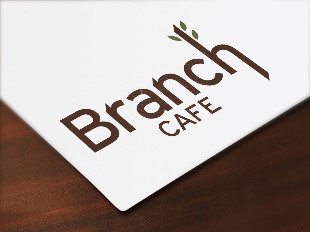 Branch Cafe Logo
