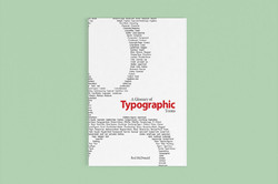 Typographic Glossary - Cover