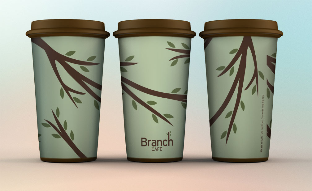 Branch Cafe Cups