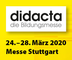 Digitale Produktentwicklung für den Unterricht >didacta 2020<