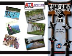 2017 Camp Kick Brochure