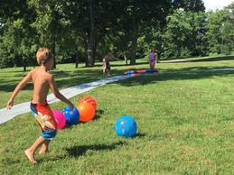 Slip n Slide Kick Ball