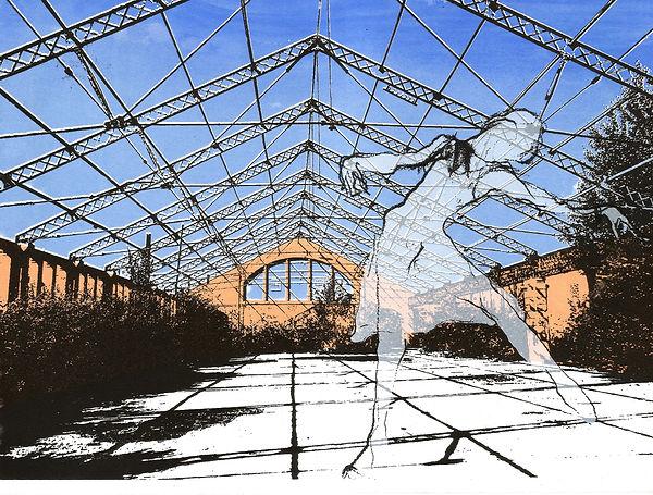 screenprint, sérigraphie, création, art, couleurs, unique, série, engagé, caserne Niel, Bordeaux