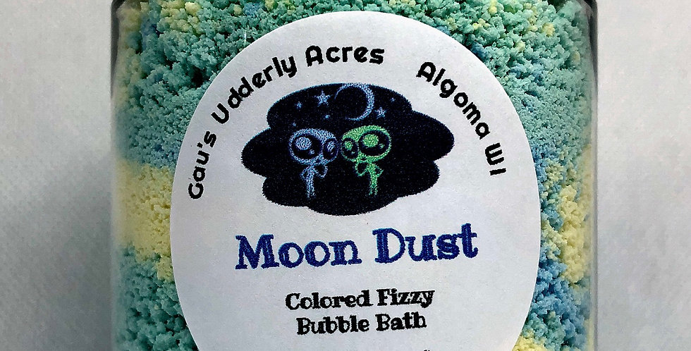 Moon Dust Bath Fizz