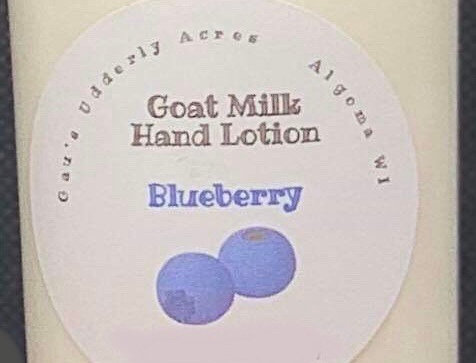 Blueberry Hand Lotion