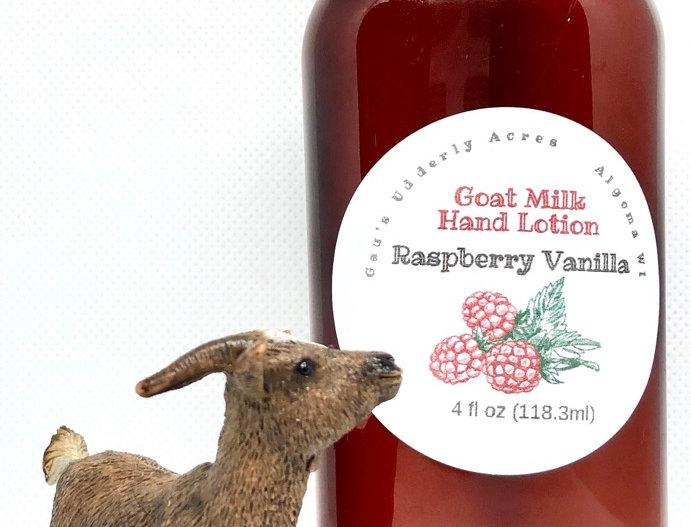 Black Raspberry Vanilla Lotion