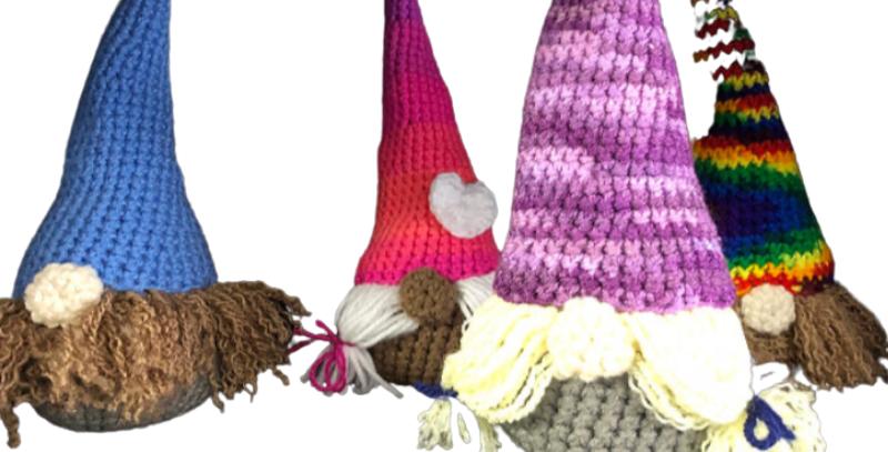 Handmade Gnomes