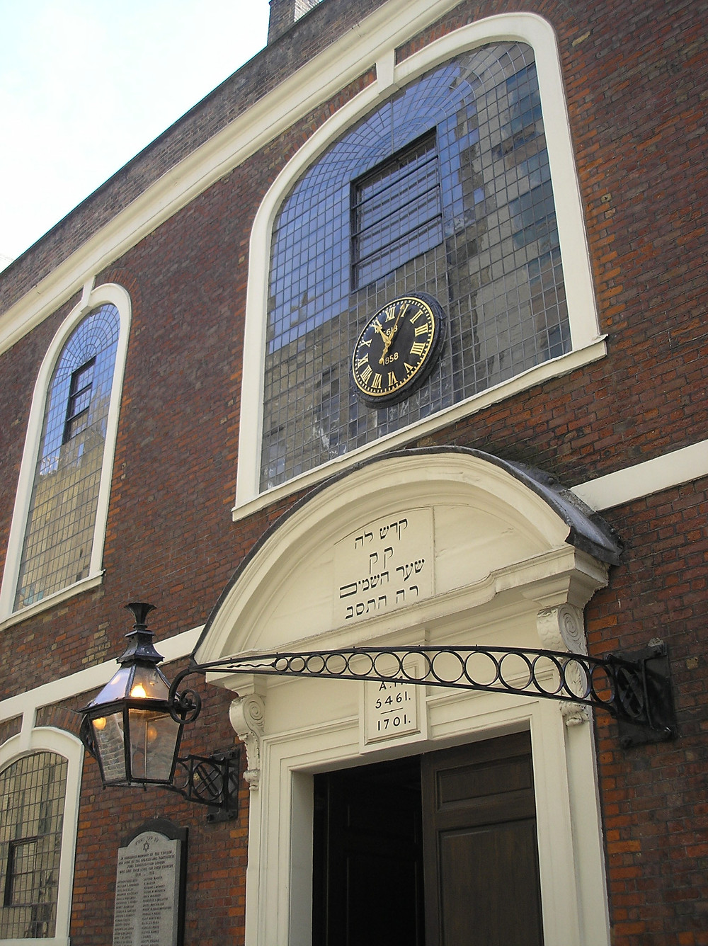 Bevis Marks Synagogue - Wikipedia