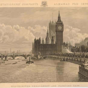 Fancy a dip in the Thames?