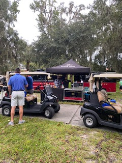 New Tampa Provisions Supports Golf Tournament