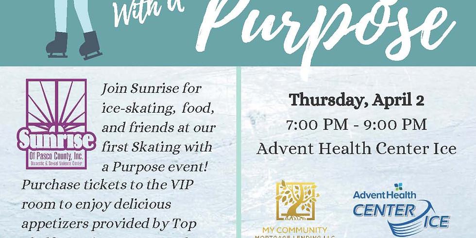 Skating for a Purpose with Sunrise
