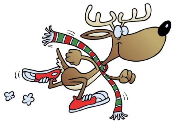 Run, Walk or Skip at Lake Jovita's 11th Annual Reindeer Run