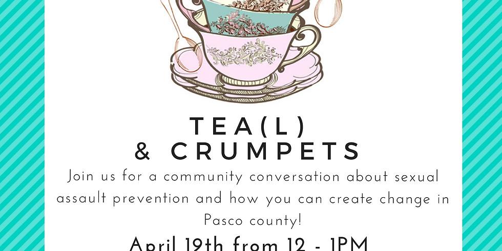 Tea(l) & Crumpets
