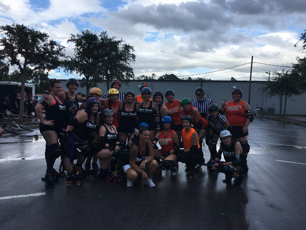 Revolution Roller Derby helps spread awareness