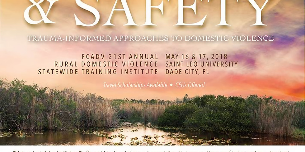 21st Annual FCADV Statewide Training Institute