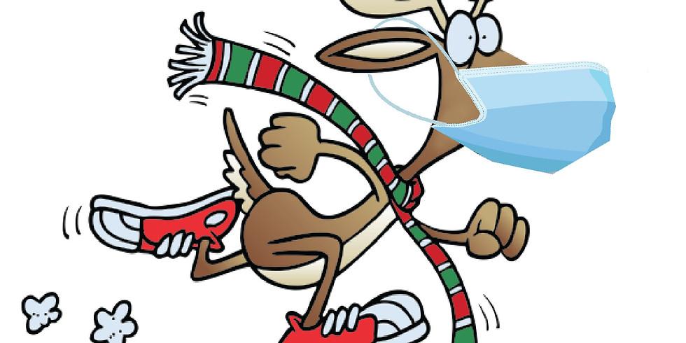 Lake Jovita 14th Annual 5k Reindeer Run is going... Virtual!