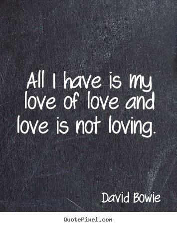 Geloof jij nog in liefde?