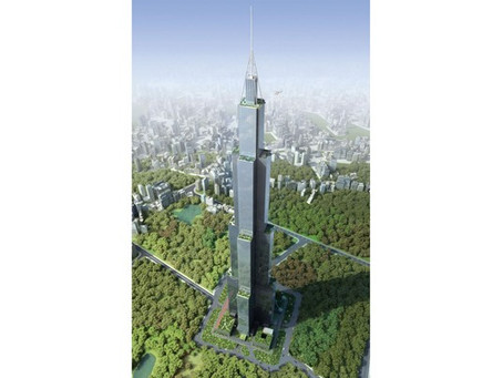 Sky City: the skyscraper that never was