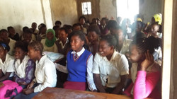 Empowering girls in poverty