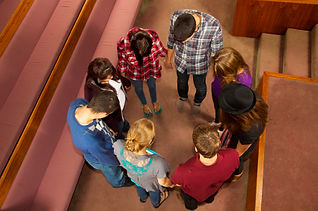 Teens Praying in Circle.jpg