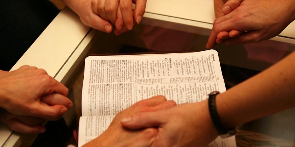 Bible Study/Prayer Group-SEAS (1)