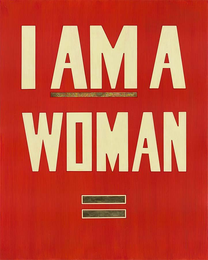 I AM A WOMAN =