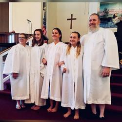 Baptism by submursion