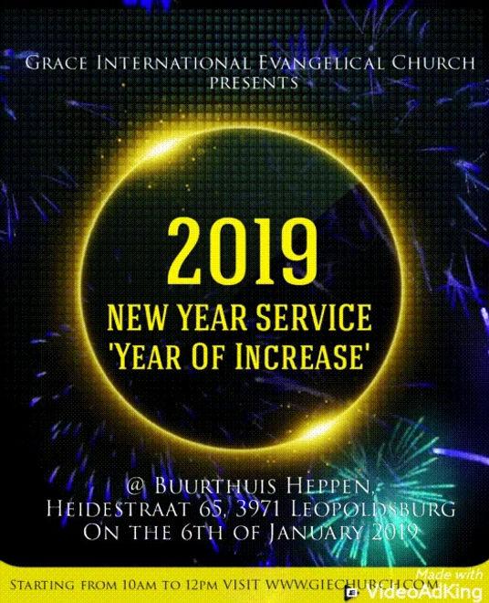 Grace International Evangelical Church - Events