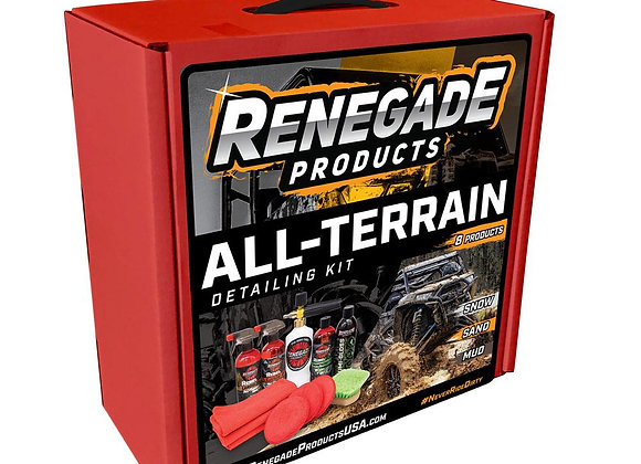Renegade Products All-Terrain Detailing Kit