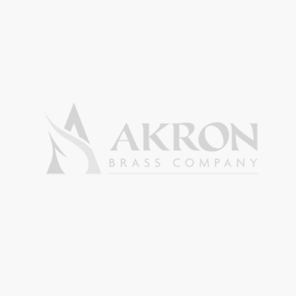 Akron Style 1490 T-Handle with Recess