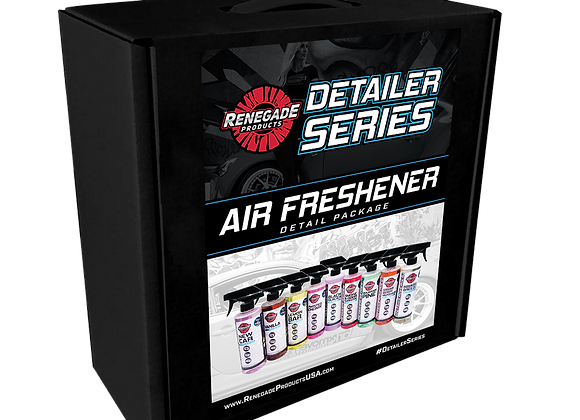 Renegade Products Air Freshener Package Kit