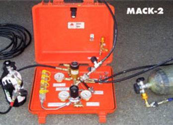 MACK-2 Air Distribution System