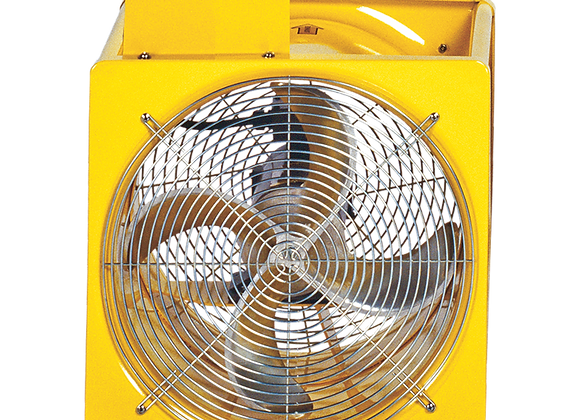 SuperVac Standard Confined Space Fans