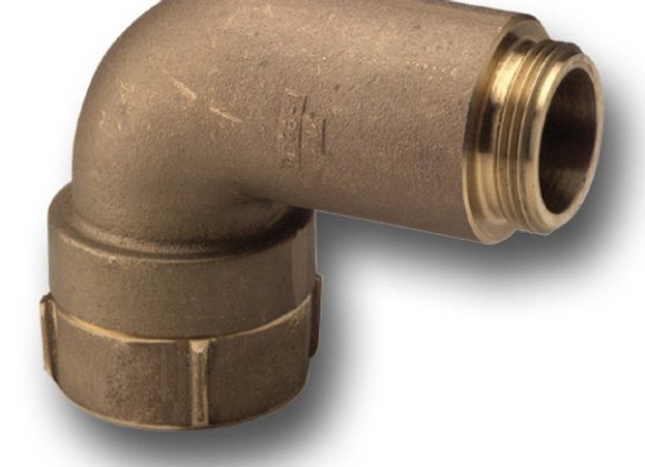 Akron Style 635 Continuous Swiveling Elbow - Cast