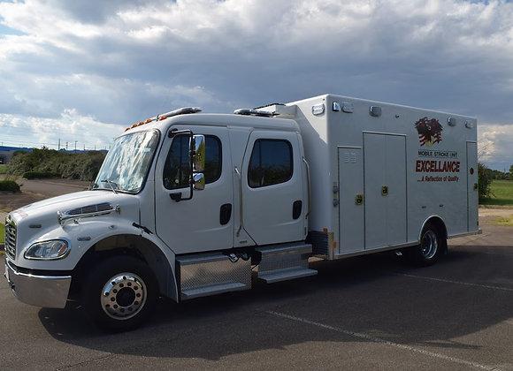 2018 Excellance FTL M2 Mobile CT Scan Unit SO: 2593
