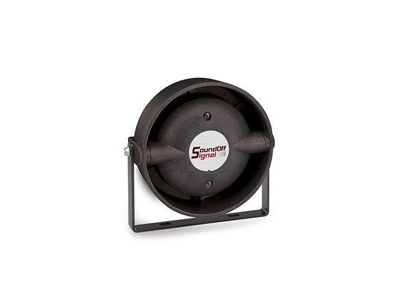 SoundOff Signal 100C Series Speaker w/ Universal Bail Bracket - 100w