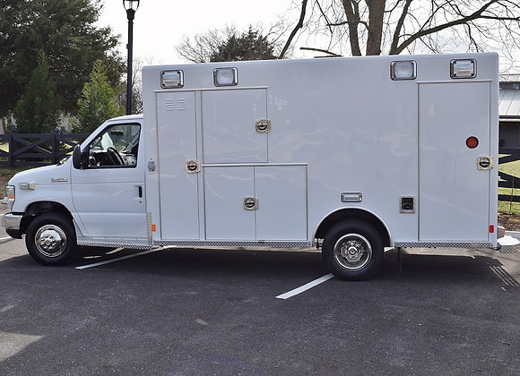 2019 Excellance Ford E450 Type IIIL Ambulance SO: 2615
