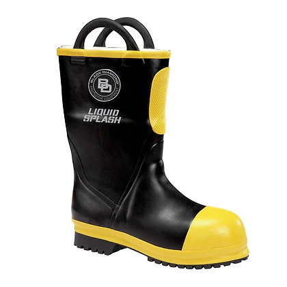 "Black Diamond - 11"" NFPA Rubber Boot, Lug Sole (Short)"