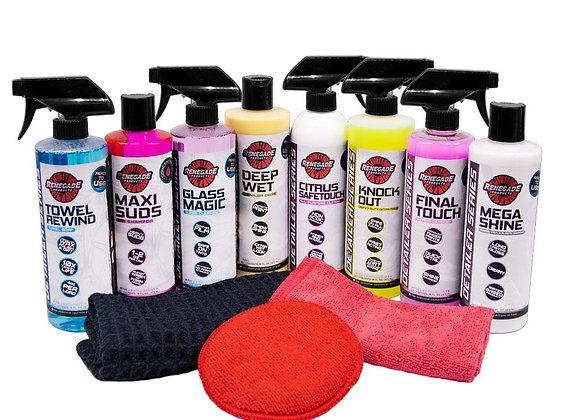 Renegade Products #DetailerSeries Essential Kit