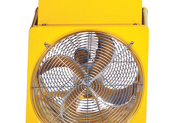"SuperVac 20"" Fan, 1.5 Hp, Pneumatic Motor"