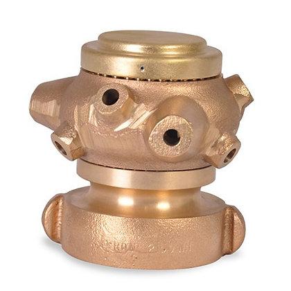 """Akron Style 535 2-1/2"""" Cellar Nozzle"""