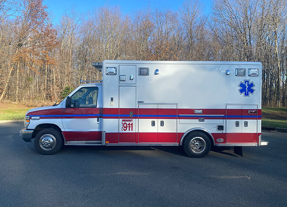 2010 Horton/Ford E450 Type III Ambulance