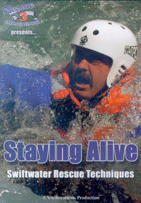 Staying Alive Water Rescue Video