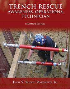 Trench Rescue, 2nd Ed. C.V. Martinette